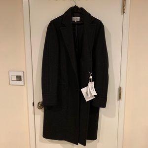NWT Maison Martin Margiela men's wool coat (Sz 48)